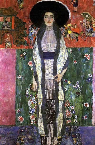 Adele Bloch Bauer II - Gustav Klimt