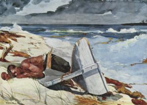 After the Hurricane - Winslow Homer