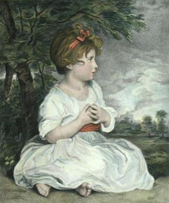 Age of Innocence - Joshua Reynolds