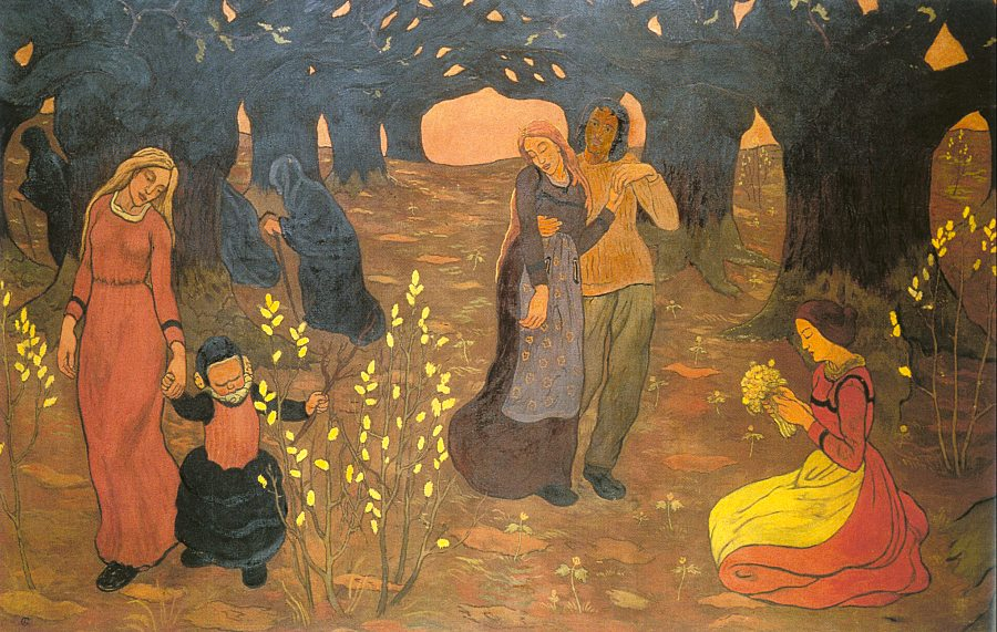 Ages of Life - Georges Lacombe