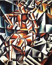 Air Man Space - Lyubov Popova