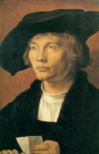 a biography of albrecht durer Germany's albrecht dürer is considered to be one of the great artists of the  northern european renaissance trained in his father's goldsmith shop and.