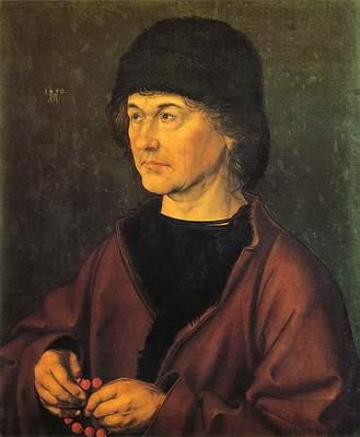 Albrecht Durer the Elder - Albrecht Durer
