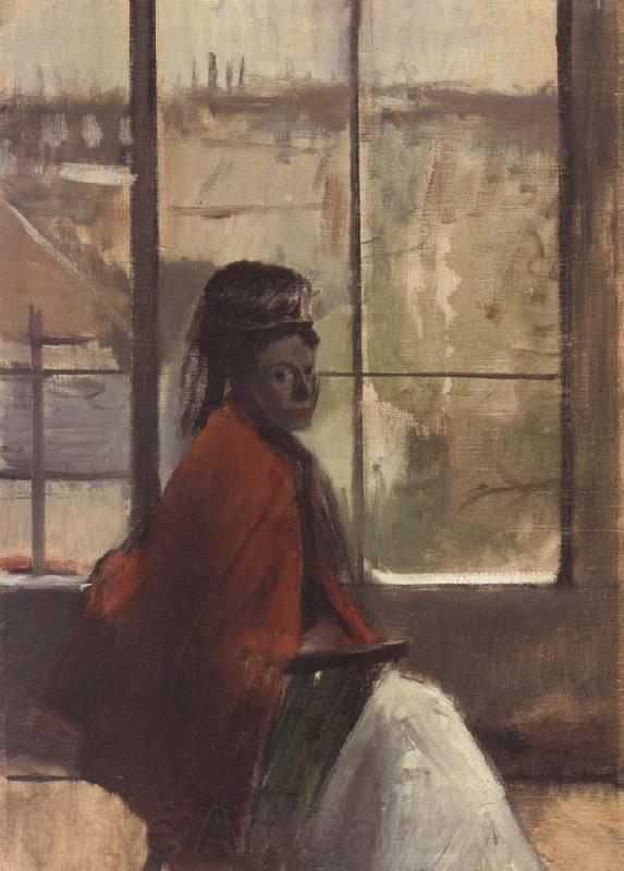 Alice Villette - Edgar Degas
