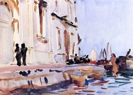 All Ave Maria - John Singer Sargent