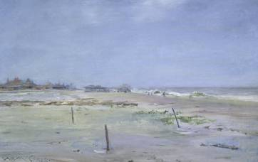 Along the Coast - William Merritt Chase