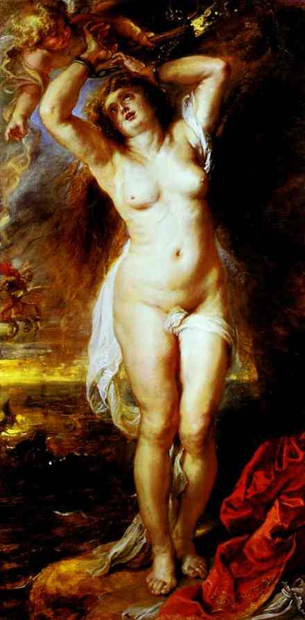 Andromeda - Peter Paul Rubens