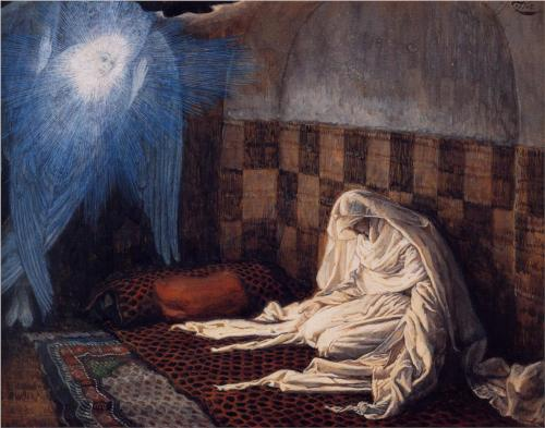 Annunciation - James Tissot