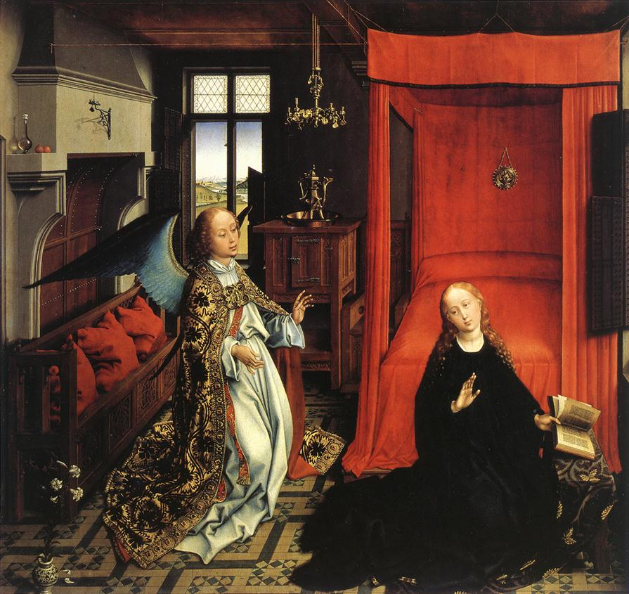 Rogier van der Weyden Gallery - Oil Painting Reproductions