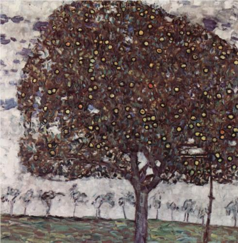 Apple Tree II - Gustav Klimt