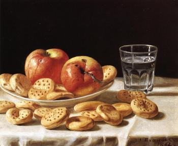 Apples and Biscuits - John F Francis
