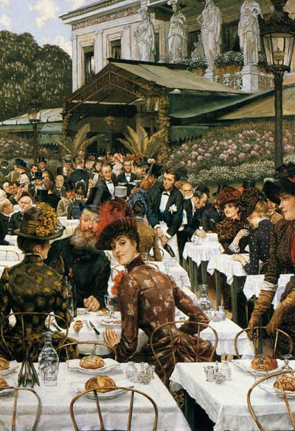 James Tissot - Artist's Ladies
