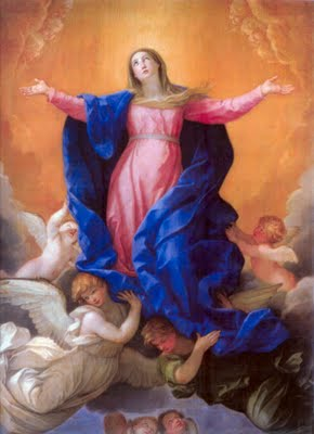 Assumption of the Virgin - Guido Reni