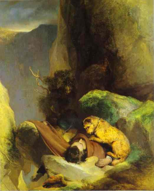 Attachment - Edwin Henry Landseer