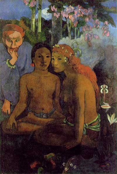 Barbarous Tales - Paul Gauguin
