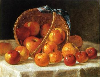 Basket of Apples - John F Francis