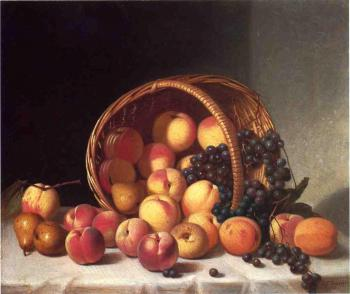Basket of Fruit II - John F Francis