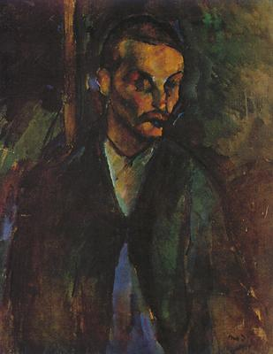 Beggar of Livorno - Amedeo Modigliani