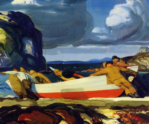 Big Dory - George Bellows