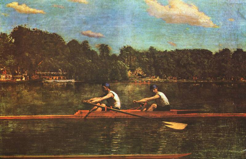 Biglen Brothers Racing - Thomas Eakins
