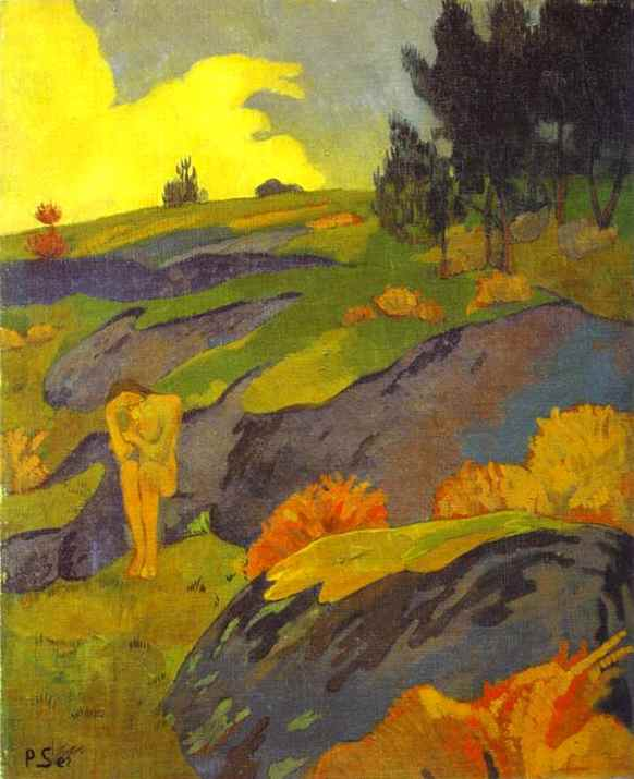 Breton Eve (Melancholy) - Paul Serusier