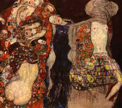 The Bride - Gustav Klimt