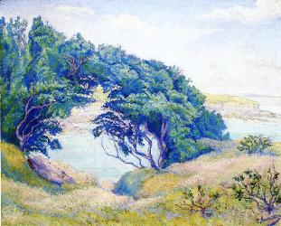 Brittany by the Sea - Paul Ranson