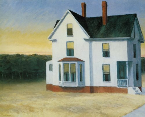 Cape Cod Sunset - Edward Hopper