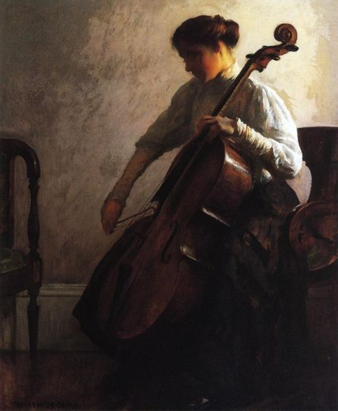 Cellist - Joseph DeCamp
