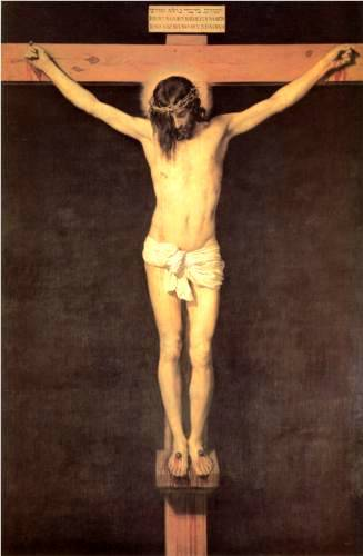 Christ on the Cross - Diego Velazquez