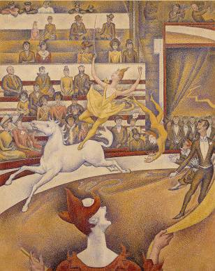 The Circus - Georges Seurat