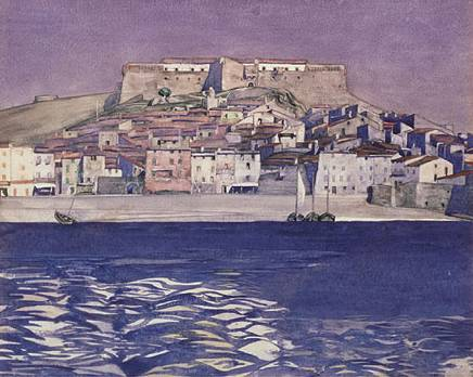 Collioure - Charles Mackintosh