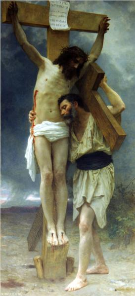 Compassion by William-Adolphe Bouguereau