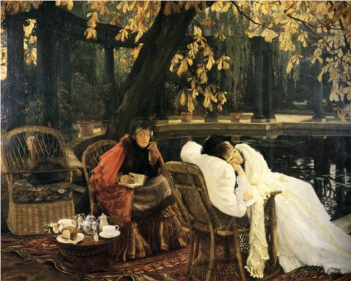 Convalescent - James Tissot
