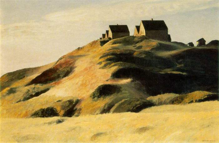 Corn Hill Truro, Cape Cod - Edward Hopper