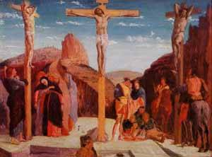 Christ & The Cross Gallery - Oil Painting Reproductions and