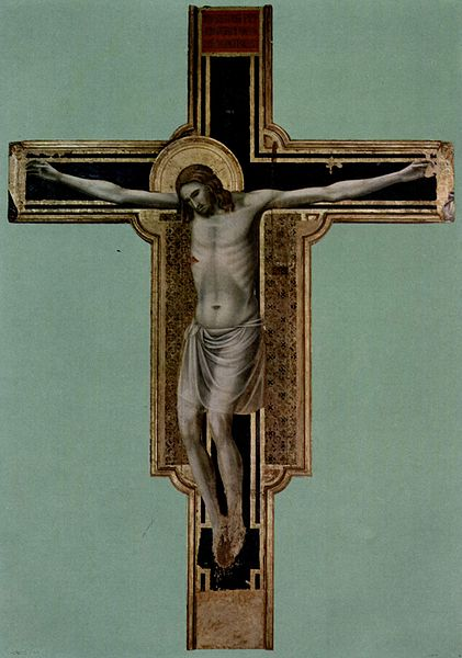 Crucifixion of Rimini - Giotto di Bondone