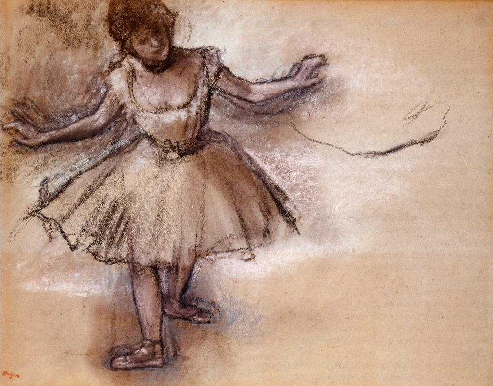 Edgar Degas Gallery III – Oil Painting Reproductions and ...