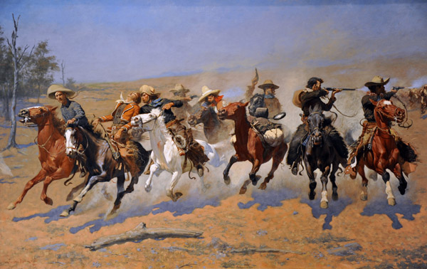 Frederic Remington Gallery