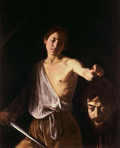 David with the Head of Goliath - Michelangelo Merisi da Caravaggio