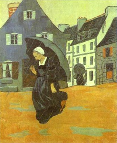 Downpour - Paul Serusier