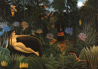 The Dream - Henri Rousseau