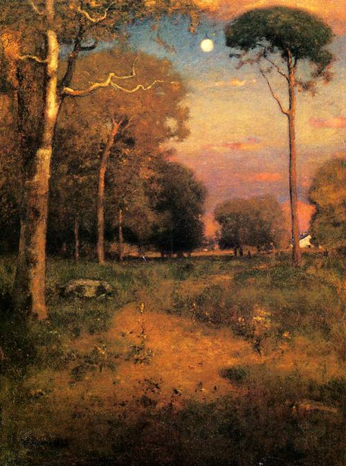 Early Morning Florida - George Inness