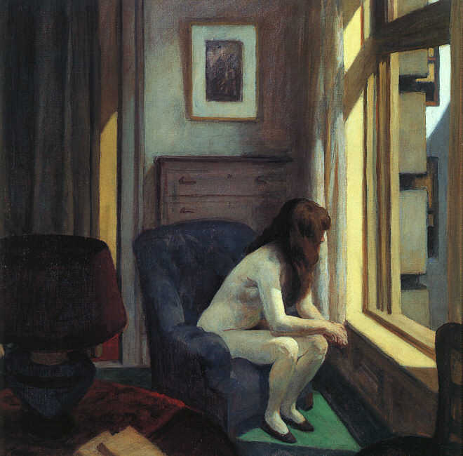 Edward Hopper Painting Reproductions for Sale | Canvas ...