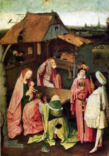 Epiphany - Hieronymus Bosch