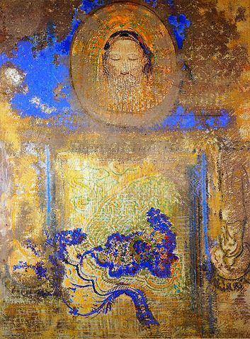 Evocation - Odilon Redon