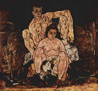 The Family - Egon Schiele