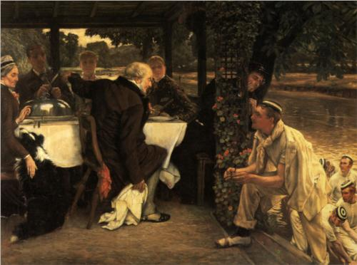 Fatted Calf - James Tissot