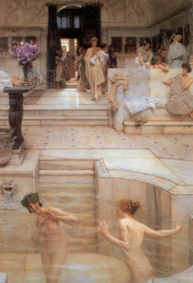 Favourite Custom - Lawrence Alma Tadema