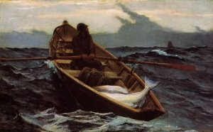 Fog Warning - Winslow Homer